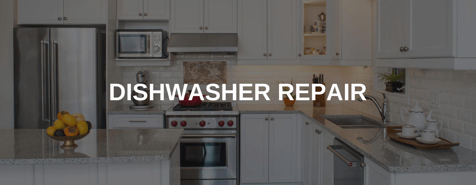 dishwasher repair jersey city